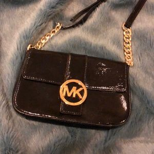 Michael Kors Fulton Saffiano Leather Crossbody